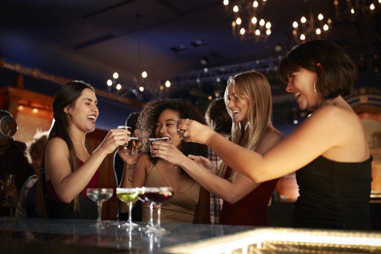 Cocktail Bars Shots