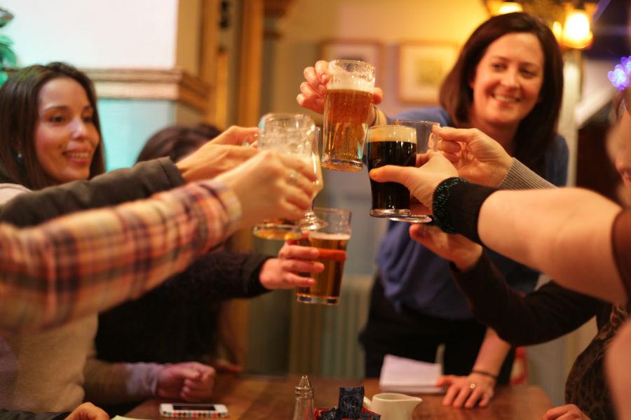 British pub culture